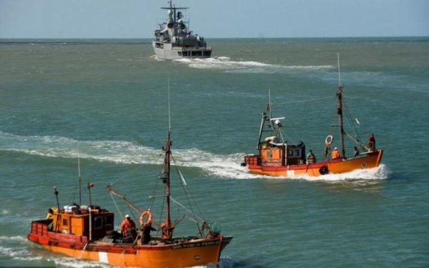 ШОК! На місці пропажі аргентинського підводного човна знайшли аномалію