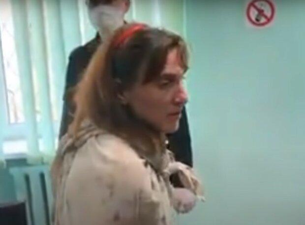 Харків'янка, яка обезголовила доньку, мітить на свободу - Україна кипить від обурення