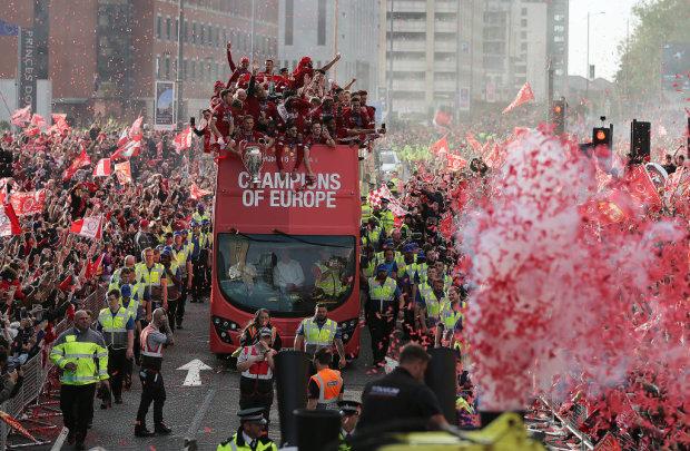 Ливерпуль выиграл Лигу Чемпионов, Getty Images