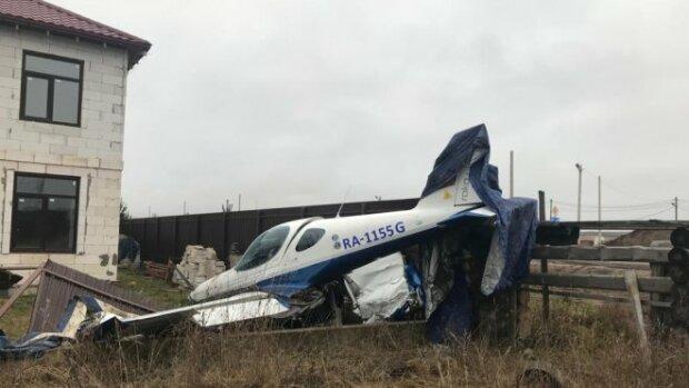 Падіння літака, 47news