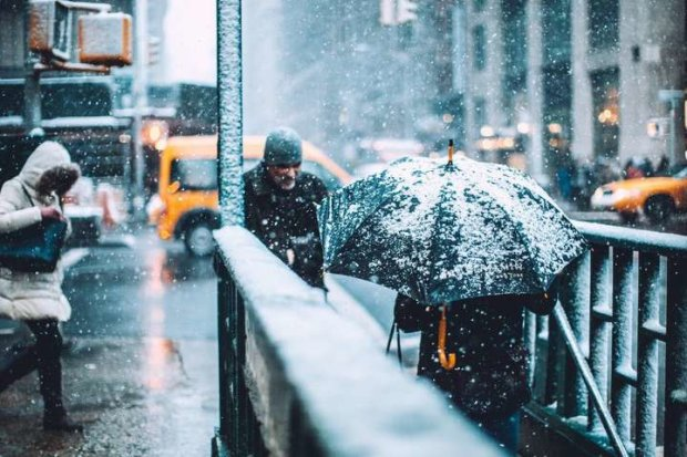 Погода на Новий рік: стихія відбере в українців бажання святкувати