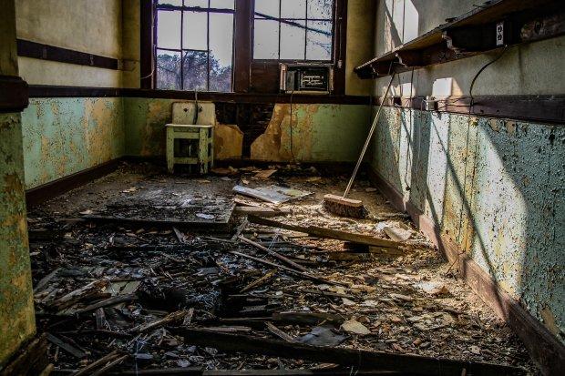 Українські школярі замість уроку фізкультури потрапили до Сайлент Хіллу: моторошні фото
