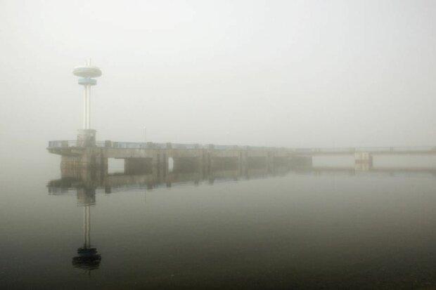 Запорожці заблукають в густому тумані 18 січня: про що попереджають синоптики