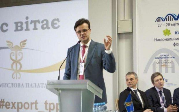 """Галасюк: Украина должна провести нотификацию по """"металлургическому закону"""""""