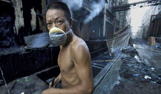 Ужасы Китая, которые не показывают туристам (фото)
