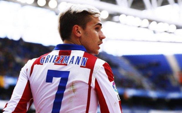 Звезда Атлетико летом хочет покинуть клуб