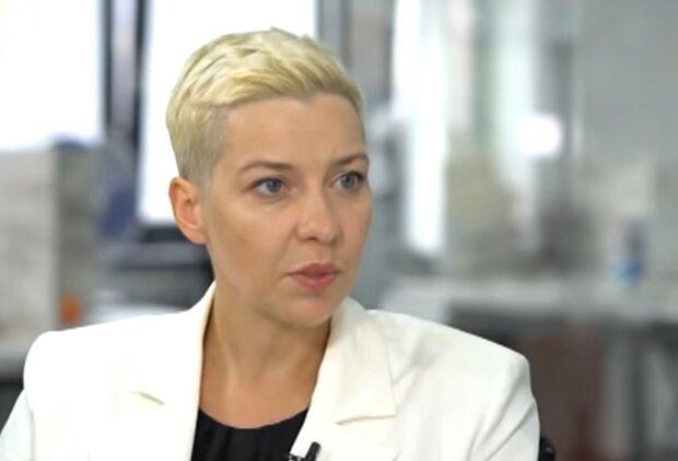 Марія Колесникова, скріншот: YouTube