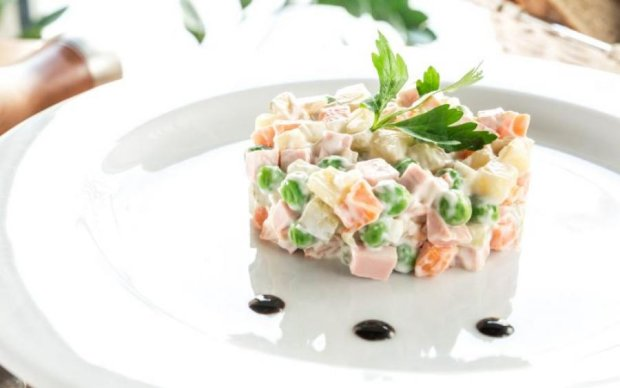 Вы такого не ожидали: топ необычных рецептов оливье