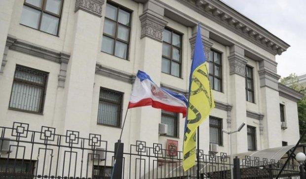 Депутати Київради хочуть відібрати землю у посольства РФ