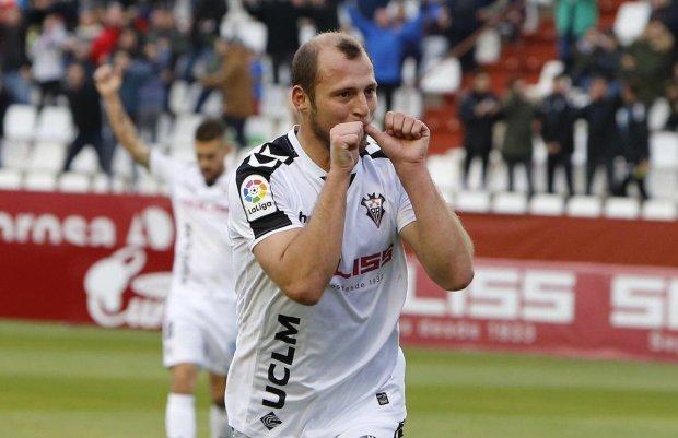 Зозуля забил два гола в Испании: Альбасете борется за медали