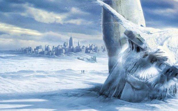 Ученые рассказали, когда ледниковый период парализует все