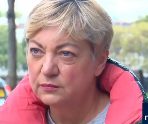 Гонтарева Валерия Алексеевна, скрин из видео