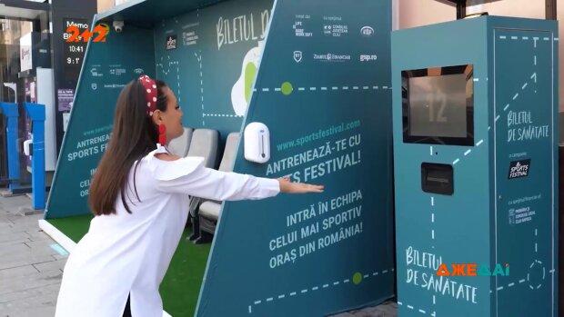 Украинцам предлагают бесплатный проезд в транспорте в обмен на приседания
