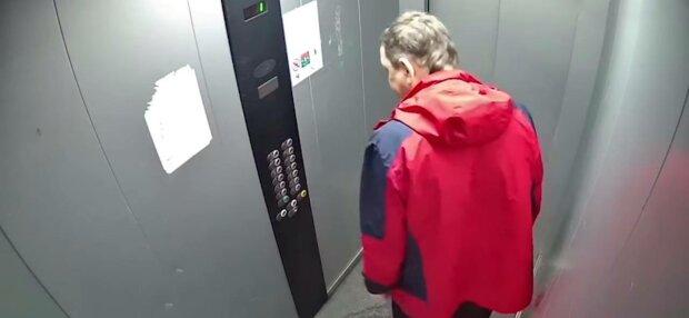 Ліфт, фото: скріншот з відео