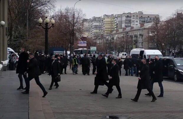 Зеленский, скриншот из видео