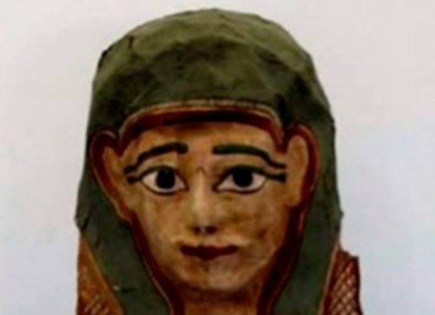Древнейшее Евангелие нашли в маске мумии