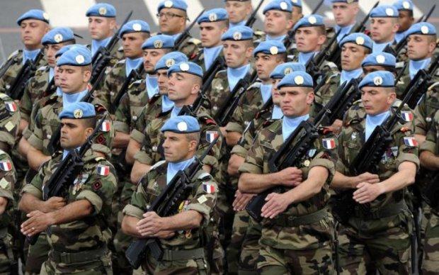 Миротворці ООН на Донбасі: Порошенко назвав вражаючу цифру