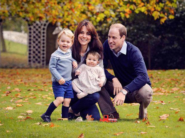 Кейт Миддлтон виховує няню: як заборонено називати королівських дітей
