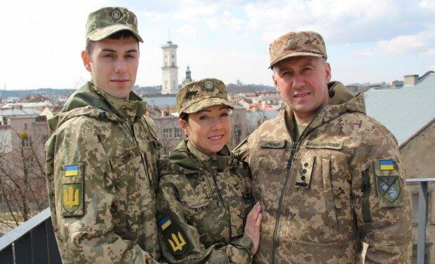 Дружная семья вместе ушла на фронт, горе и радость напополам: все ради Украины