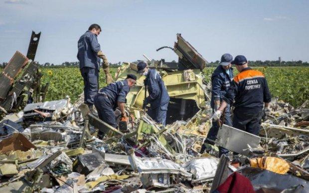 Крушение МН17: путинские отморозки отправятся за украинскую решетку