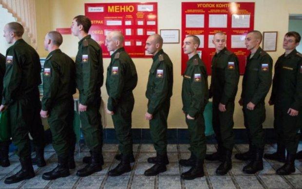 Росія насильно відправляє новобранців з Криму за межі півострова