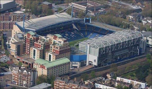 Кличко може провести бій на стадіоні «Челсі»