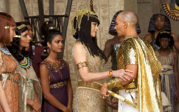 Фараоны оказались маменькиными сынками