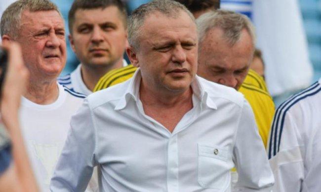 Динамо и его президент открестились от связей с государственным банком