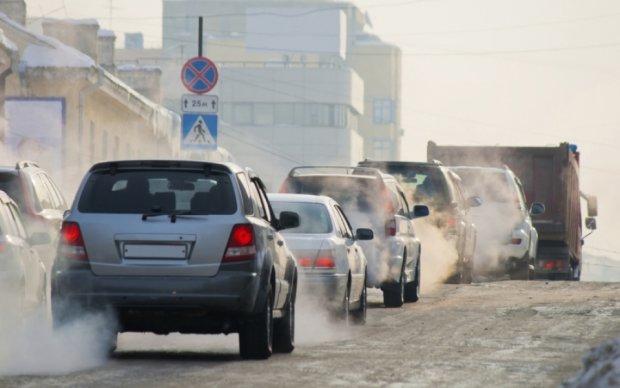 Столичним водіям порадили триматися подалі від Південного мосту