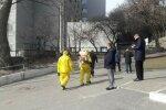 Тренування захисту від коронавіруса в Києві, фото: Знай. ua