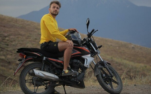 "Антон Зайцев, фото ""Орел и Решка"""