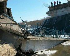 мостопад в России