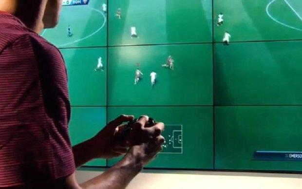 Футбольный клуб представил нового игрока посредством его гола в симуляторе FIFA