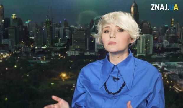 Катерина Котенкова, скріншот відео