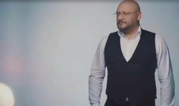 Добкін, скріншот з відео