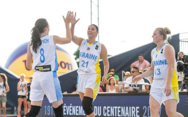 Українки вийшли у чвертьфінал чемпіонату світу з баскетболу 3х3