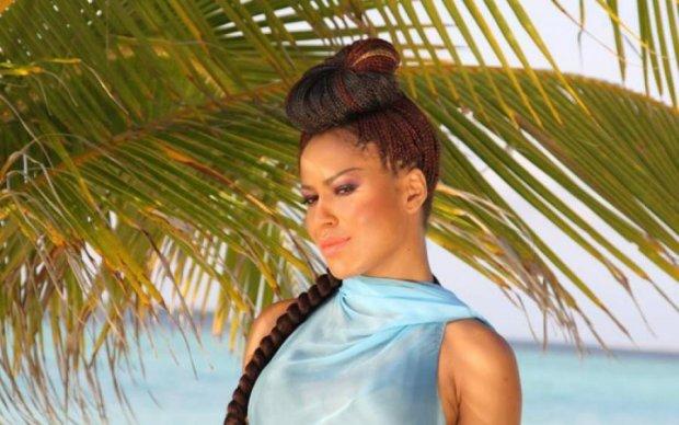 Гайтана поділилася секретами материнства