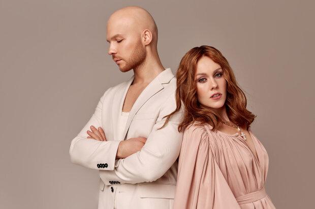 """Дует Alyosha & Vlad Darwin презентував чуттєвий альбом """"Золота середина"""": """"Це музична повість про пошук Раю в стосунках"""""""
