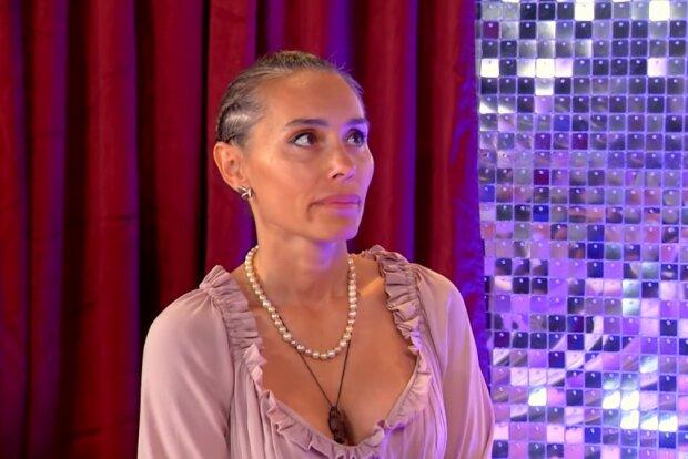 Віталіна Ющенко, кадр з відео
