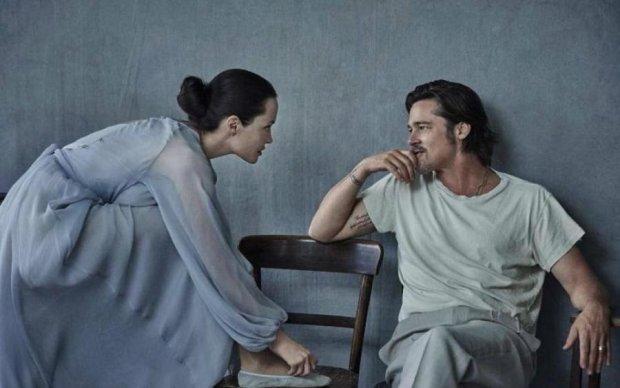 Сказке конец: Брэд Питт и Анджелина Джоли делят детей