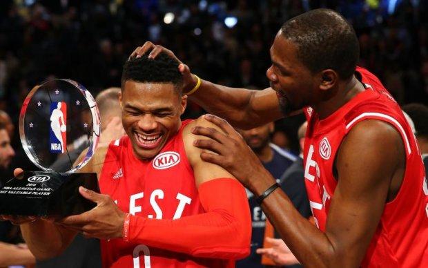 НБА: Став відомий MVP сезону-2016/2017