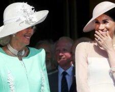 Меган Маркл і герцогиня Корнуольська Камілла, Getty Image