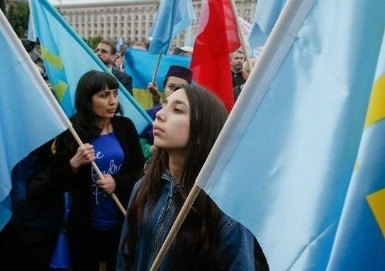 """Глава Меджлісу Чубаров анонсував Марш на Крим: """"Ми йдемо до себе додому"""""""