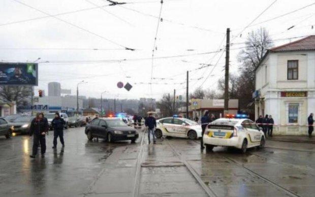 Захват почты в Харькове: копы раскрыли детали переговоров