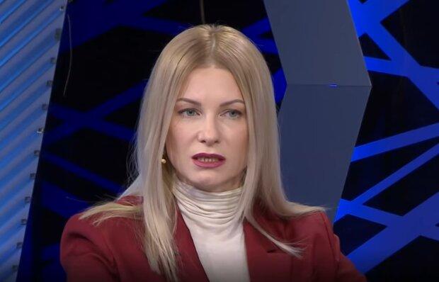 Юлия Гришина, скриншот: YouTube