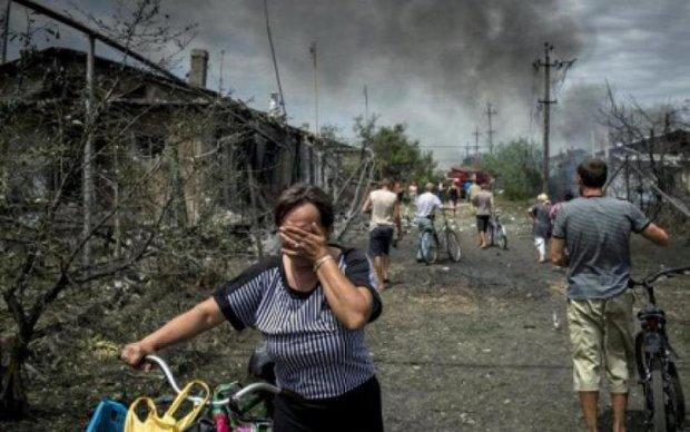 Ужасы войны: боевики запретили людям покидать оккупированные территории