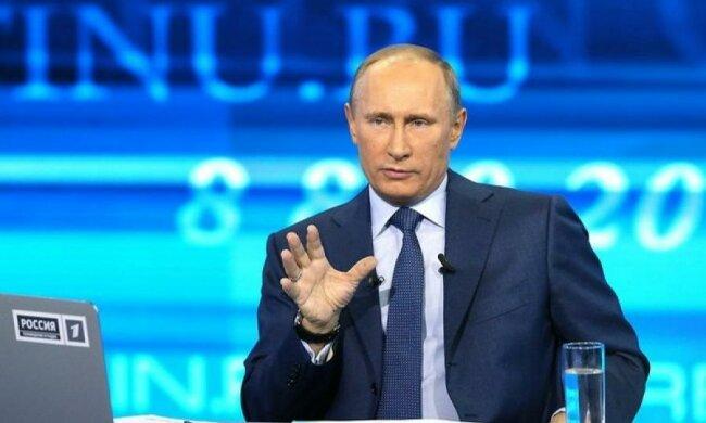 """""""Порошенко ніколи не пропонував мені забрати Донбас"""" - Путін"""