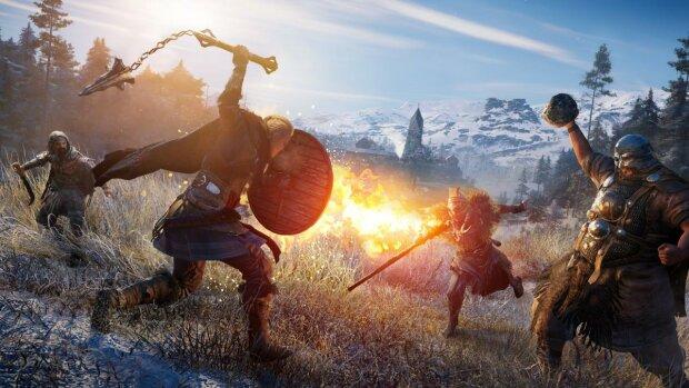 Assassin's Creed Valhalla, скриншот