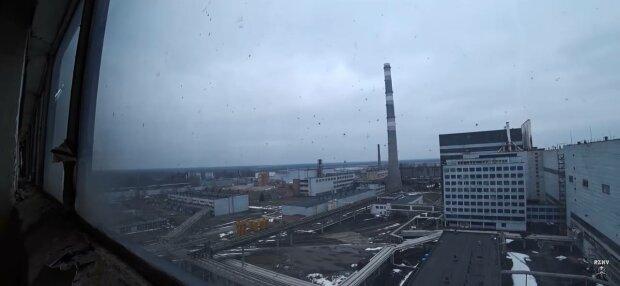 ЧАЭС, фото: скриншот из видео