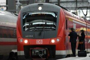 Потяг Deutsche Bahn